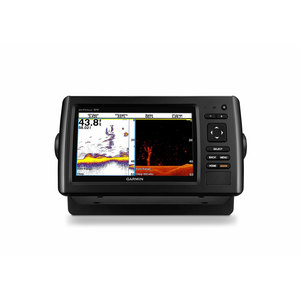 echoMAP CHIRP 74dv 7-inch Fishfinder/Chartplotter with GT 23TM DownVü/CHIRP transducer and BlueChart® g2 charts