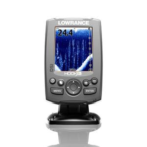Hook-3x DSI Fishfinder DownScan™ (455/800kHz) Imaging.