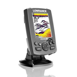 Hook-3x Fishfinder with 83/200kHz Sonar