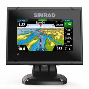 GO5 XSE Fishfinder/Chartplotter with Mid/High CHIRP (83/200kHZ) + StructureScan® HD (455/800kHz)