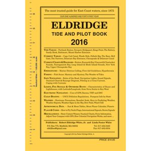 2016 Eldridge Tide & Pilot Book