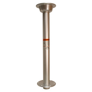 30″ Non-Locking Stowable Pedestal Package