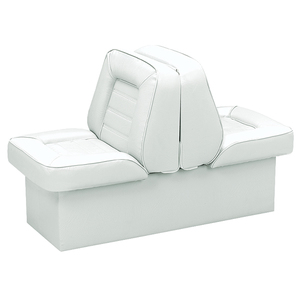 "10"" Base Lounge Seat, White"