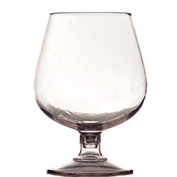 Galleyware Acrylic Brandy Snifter