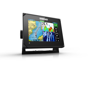 GO7 XSE Fishfinder/Chartplotter, without Transducer