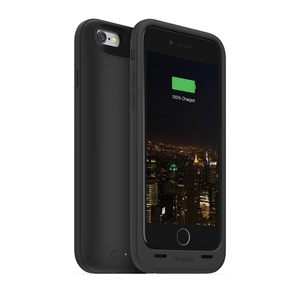 Juice Pack Plus for Apple iPhone 6, Black (3,300mAh)