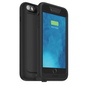 Juice Pack for Apple iPhone 6 Plus (2,600mAh), Black