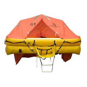 Ultralite ISO Life Raft, 10-Person, Canister