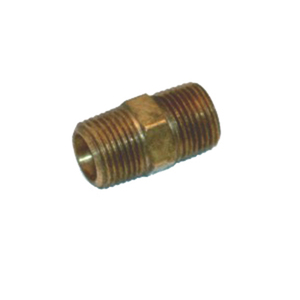 "Nipple, Hexagon, 3/8"" NPT"