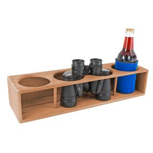 Binocular and Drink Rack with Clamps
