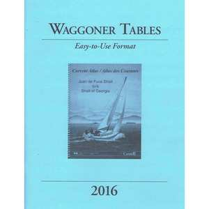2016 Waggoner Tables