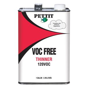 #120VOC Thinner, Gallon