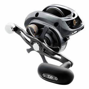 Lexa 400 HD High Speed Power Handle Baitcasting Reel