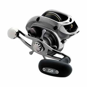 Lexa 300 HD High Speed Power Handle Baitcasting Reel