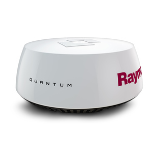 Quantum Wireless CHIRP Pulse Compression 24 Nautical Mile Radar