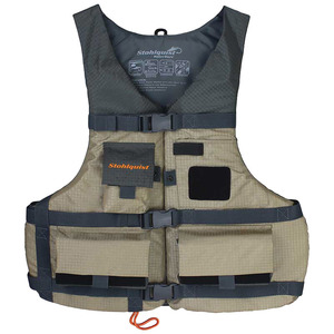 Spinner Fishing Life Jacket, Youth, Lg 75-125lbs