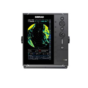 SIMRAD R2009 Standalone Radar display with 3G radar dome.