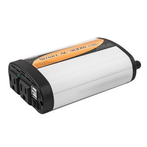 Slim Line 400W/1000W Inverter 5V2.1A USB