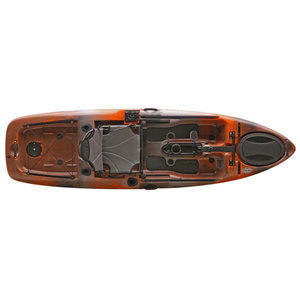 Slayer Propel 10 Sit-on-Top Kayak, Copperhead