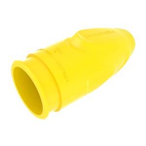 50A Connector Cover, Yellow