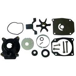 Water Pump Kit with Housing for Johnson/Evinrude Outboard Motors