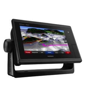 "GPSMAP 7607 7"" Chartplotter with US Inland & Coastal Charts, Internal GPS Antenna, Built-In WiFi & Network Capable"
