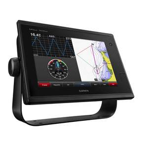 GPSMAP 7610xsv Chartplotter/Fishfinder with US Inland & Coastal Charts, GPS & WiFi