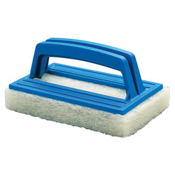 Scrubbing Pads w/Handle