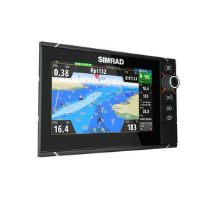 NSS7 Evo2 Chartplotter/Multifunction Display with StructureScan®HD, CHIRP-enabled broadband sonar, Factory Refurbished.