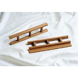 Seateak Teak Pinrail Ell 5FT Sale $82.99 SKU: 143172 ID# 60703 UPC# 814154010521 :
