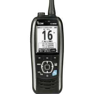 M93D Handheld VHF with GPS and DSC