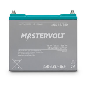 MLS 12V Lithium-Ion Battery, 20 Amp Hours