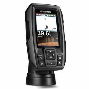 STRIKER™ 4cv 3.5-inch CHIRP Fishfinder with GPS, ClearVü Scanning Sonar and Transducer