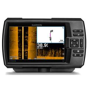 STRIKER™ 7sv 7-inch CHIRP Fishfinder with GPS, ClearVü/SideVü Scanning Sonar and Transducer