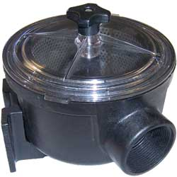 Clear Cover Only for Marelon Water Strainer