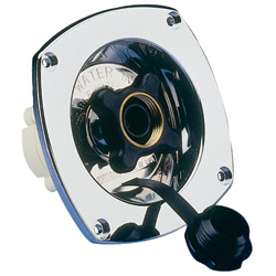 Flush-Mount Water Regulator/Inlet