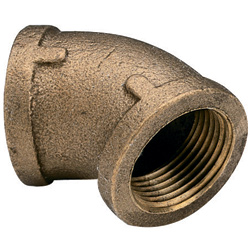 Bronze 45º Elbows, NPT