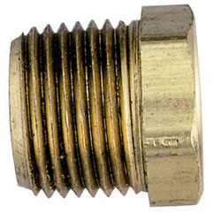 Brass Hex Bushings, NPT