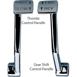 Replacement Dual-Lever Engine Control Handles