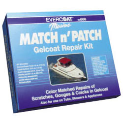 Match'N'Patch Large Gelcoat Repair Kit