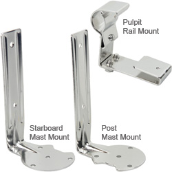 Mounts & Accessories for Series 40 Navigation Lights