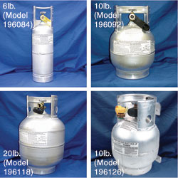Worthington Rust Free Aluminum Lpg Cylinders West Marine