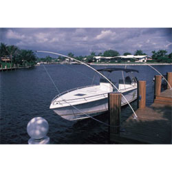 Taylor Made Premium Mooring Whip 16' Length, Up-To-46' Boat Length, 20,000-36,000 Boat Weight Sale $769.99 SKU: 1981471 ID# PMW.1600 UPC# 40011489586 :