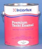 Interlux Enamel - Gloss White, Gallon