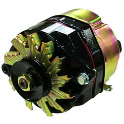 Remanufactured Alternator, 1 Wire - No Core - 68 Amp for Mercruiser Stern Drives