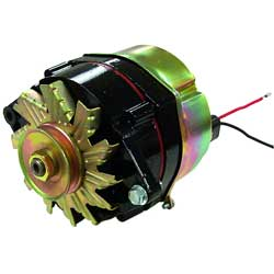 Remanufactured Alternator, 3 Wire - No Core - 68 Amp