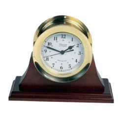 Weems & Plath 12/24-Hour Quartz Striking Clock