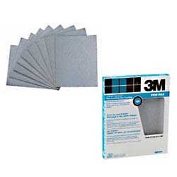 White Fre-Cut Sandpaper