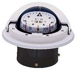 Ritchie Navigation Flush-Mount Voyager Compass, CombiDamp Dial, White Sale $119.99 SKU: 120456 ID# F-83W UPC# 10342140074 :