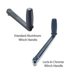 Lewmar Standard Aluminum Winch Handle, 8